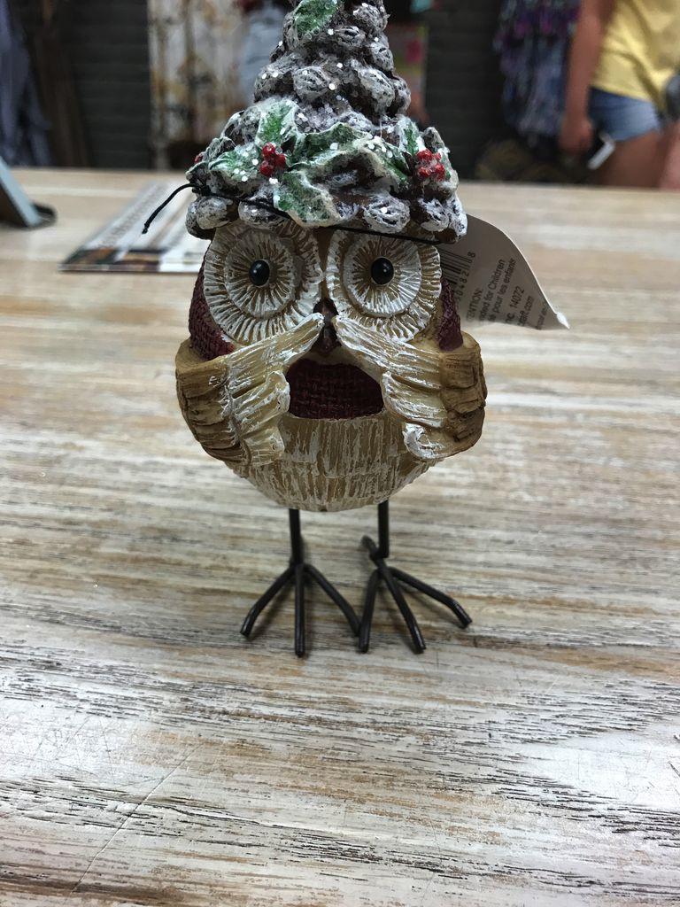 Decor Owl Figurines