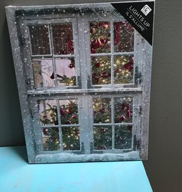 Decor Christmas Window LED Sign