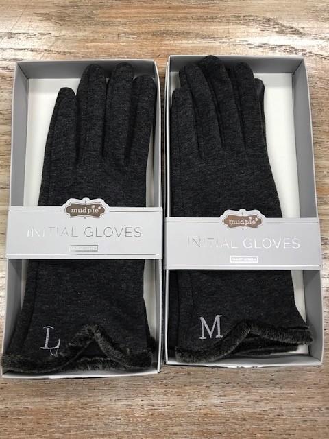 Gloves Smart Screen Initial Fleece Gloves