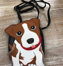 Purse Jack Russel Crossbody