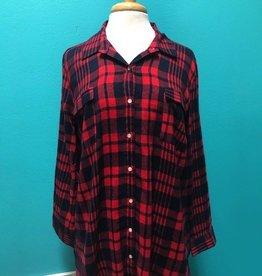 Shirt Baelyn Flannel Shirt