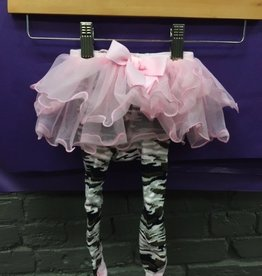 Kid's Camo Baby Tutu Tights
