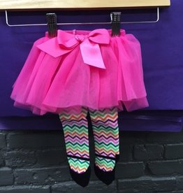 Kid's Colorful Chevron Baby Tutu Tights