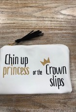 Beauty Chin Up Cosmetic Bag