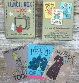 Kitchen Lunchbox Notes