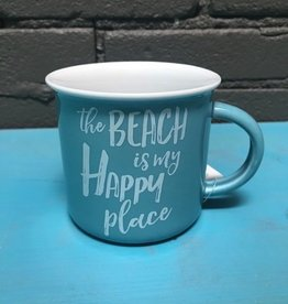 Mug Beach Happy Place Mug