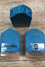 Beauty Lake Soap, Leland Blue