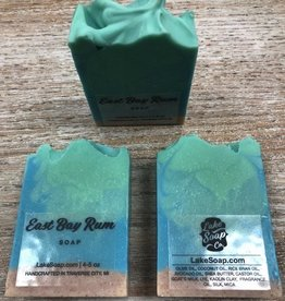 Beauty Lake Soap, East Bay Rum