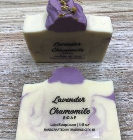 Beauty Lake Soap, Lavender Chamomille
