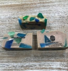 Beauty Lake Soap, Beach Glass