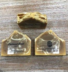 Beauty Lake Soap, Oatmeal Stout