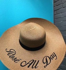 Hat Rose All Day Floppy Beach Hat
