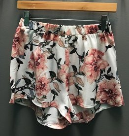 Shorts Floral Print Shorts