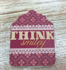 Magnet Think Smiley Magnet