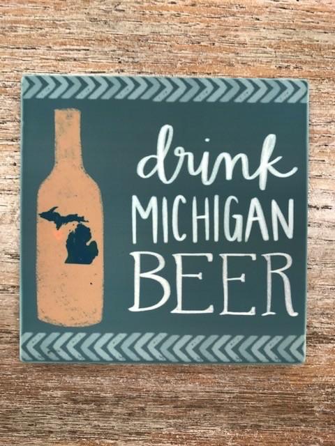 Kitchen Beer Coaster