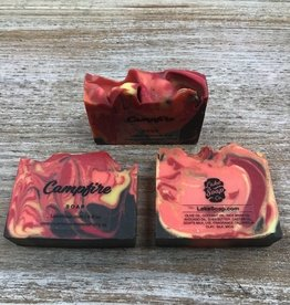 Kitchen Lake Soap, Campfire