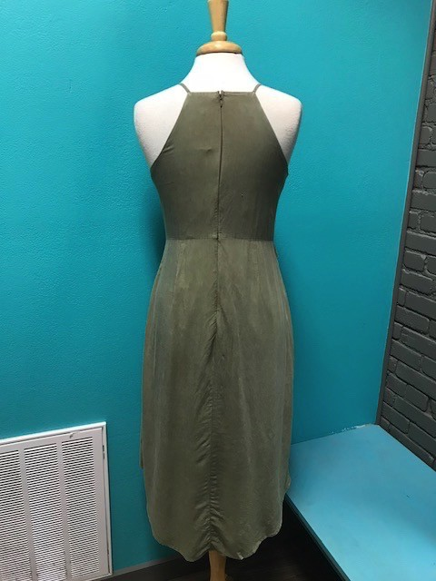 Dress Hilo Dress w/ Twist Tie Front