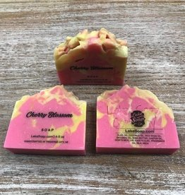 Kitchen Lake Soap, Cherry Blossom