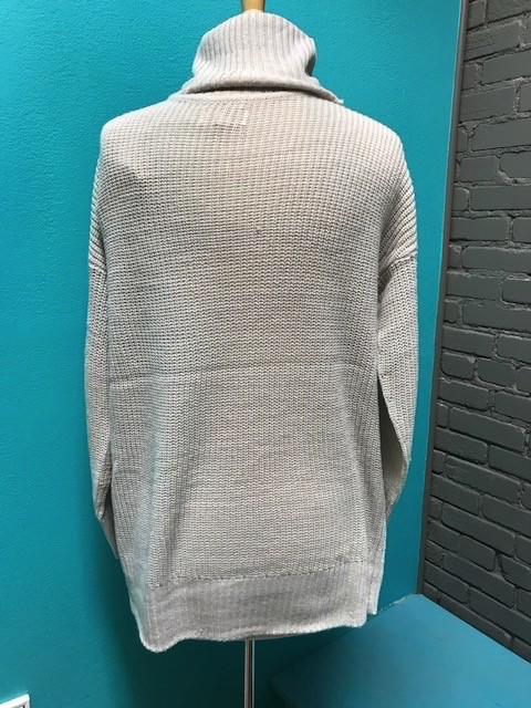 Sweater Candice Fringe Sweater