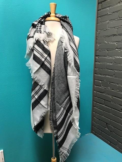 Scarf Tribal Print Scarves