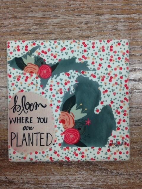Kitchen Bloom Coaster