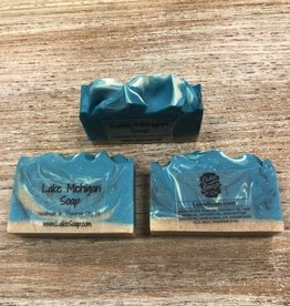 Beauty Lake Soap, Lake Michigan
