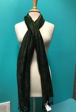 Scarf Floral Tapistry Scarf