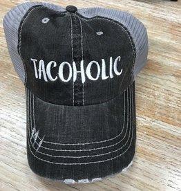 Hat Tacoholic Hat