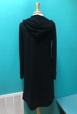 Dress LS Hoodie Dress