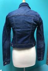 Jacket Denim Button Jacket