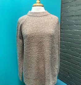 Sweater LS Rose Sweater