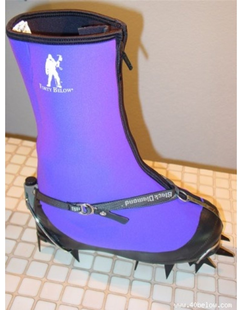 Forty Below Purple Haze Overboots