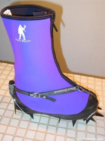 Forty Below Purple Haze Overboots