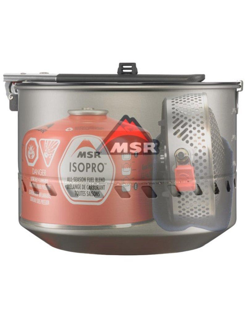 MSR Reactor 2.5L Stove System