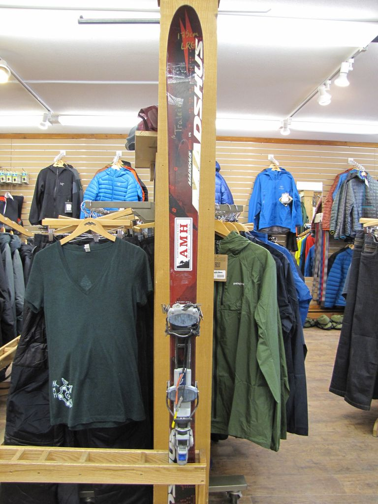 AMH Skis and Skins-1 Month-$199.00
