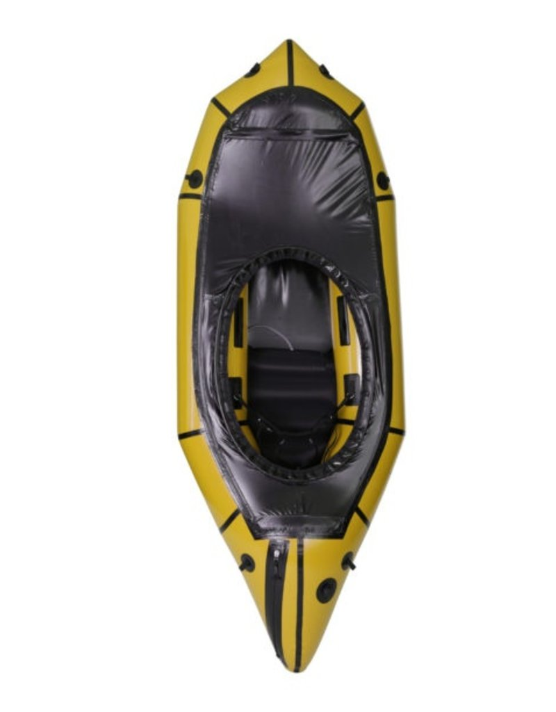 Alpacka Raft Removable Whitewater W/Cargo