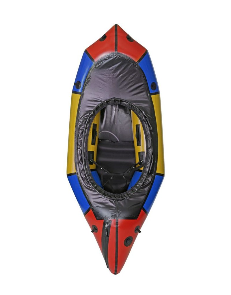 Alpacka Raft Whitewater Decked W/Cargo