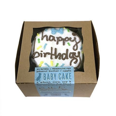Bubba Rose Bubba Rose Biscuit Company Blue Birthday Cake (Shelf Stable)