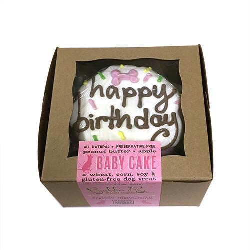 Bubba Rose Bubba Rose Biscuit Company Pink Birthday Cake (Shelf Stable)