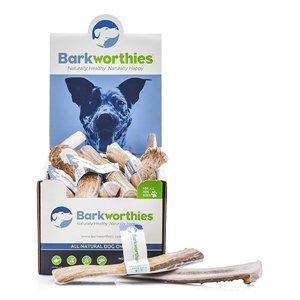Barkworthies Barkworthies Deer Antler, Extra Large Split, 7-8 inch long