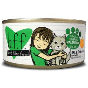 Best Feline Friend BFF Tuna and Pumpkin Valentine in Gravy Recipe