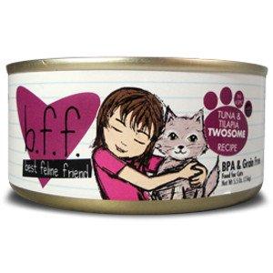Best Feline Friend BFF Tuna and Tilapia Twosome in Aspic Recipe