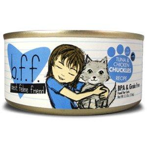 Best Feline Friend BFF Tuna and Chicken Chuckles in Aspic Recipe
