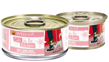 Cats in the Kitchen Cats in the Kitchen Wild Salmon Recipe Au Jus Cat Food