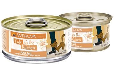 Cats in the Kitchen Cats in the Kitchen Chicken and Turkey Recipe Au Jus Cat Food