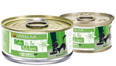 Cats in the Kitchen Cats in the Kitchen Lamb Recipe Au Jus Cat Food