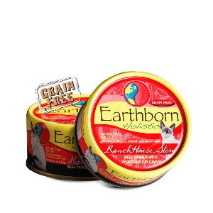 Earthborn Earthborn Ranch House Stew Cat Can Food, 5.5 oz can