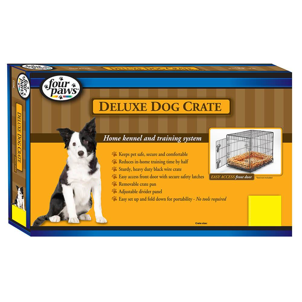 Four Paws Four Paws K-9 Keeper Deluxe Single Door Crate