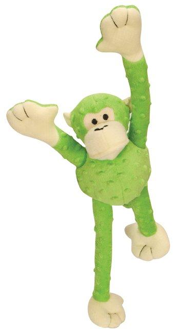 GoDog GoDog - Crazy Tugz Monkey with Chew Guard Technology