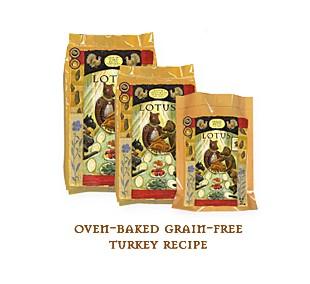 Lotus Lotus Grain Free Turkey Dry Dog Food